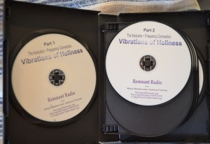 Vibrations of Holiness